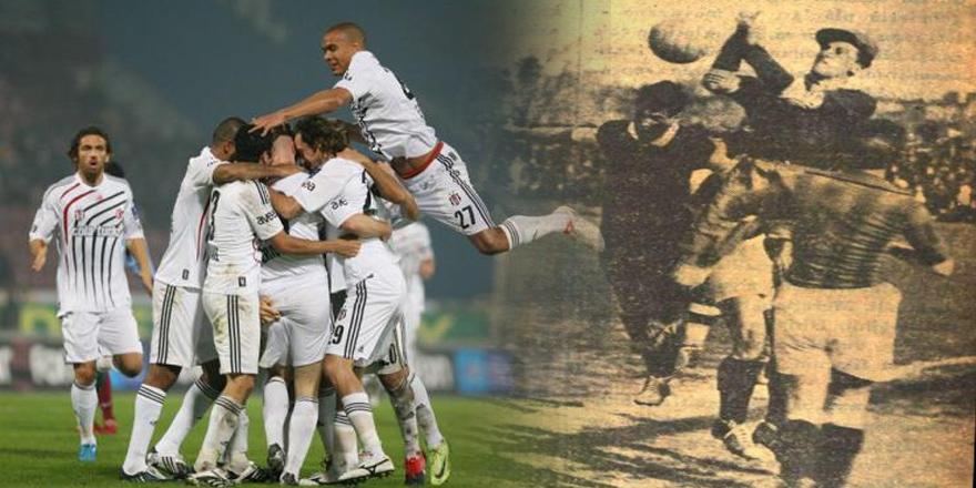 Beşiktaş 79 yıldır namağlup!