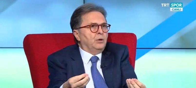 """TFF Başkan Vekili Hüsnü Güreli: """"TFF'ye geldiğimizde bizim tek formamız var, o da kırmızı beyaz"""""""