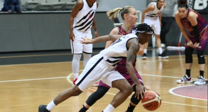 Kadınlar Basketbol Ligi'nde rakip Samsun Canik Belediye