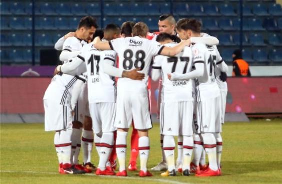 Beşiktaş bu sezon kaç kez yenildi?