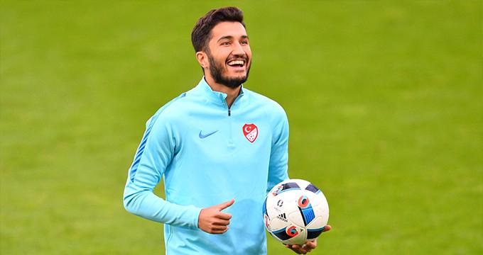 Nuri Şahin'e Fenerbahçe ve G.Saray da talip oldu!