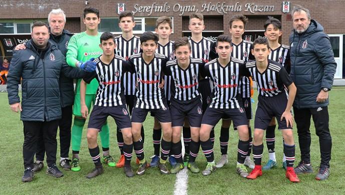 Beşiktaş U-14 Takımından 2 oyuncuya milli davet