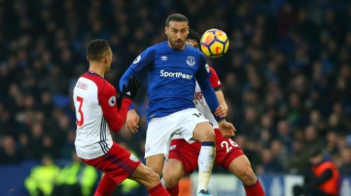 Everton'un 11'i belli oldu! Cenk Tosun...