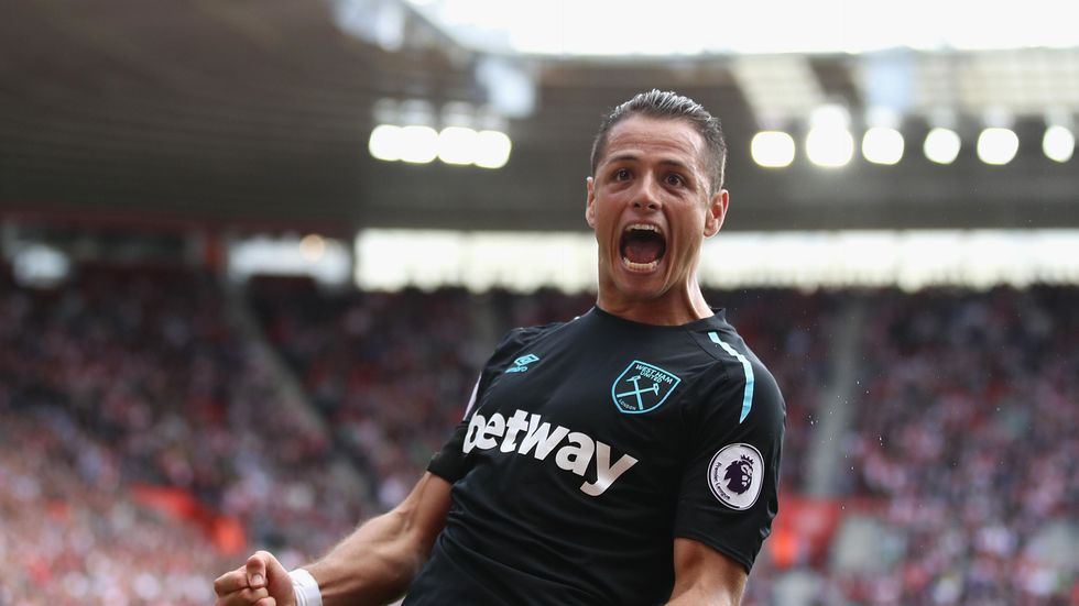 Javier Hernandez bombası!