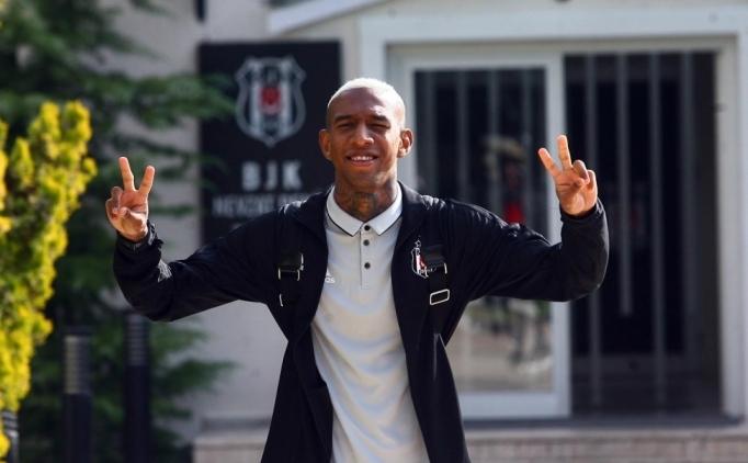 Beşiktaş'ta Talisca için ara formül