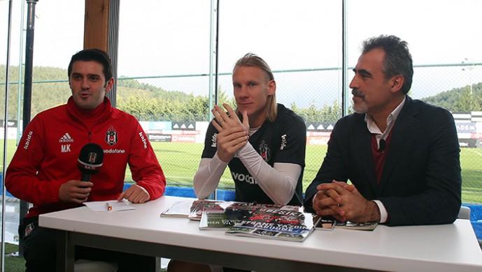 """Domagoj Vida: """"Bu takımın bir parçası olduğum için mutluyum"""""""