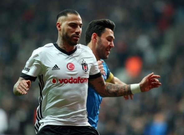 """Quaresma: """"Beşiktaş'ın şampiyon olmasını istemeyen bir kesim var."""""""