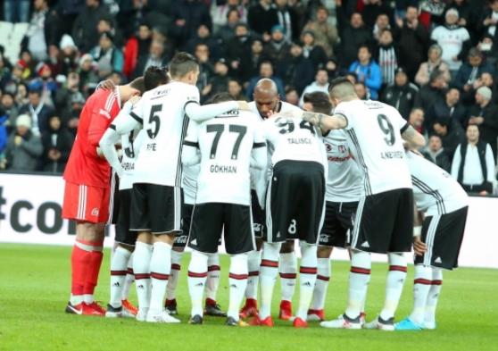 Beşiktaş şanssızlık serisini bozdu!