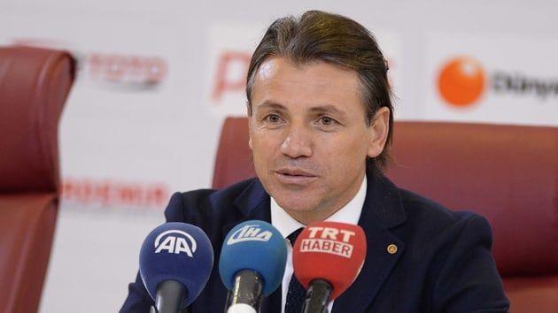 Tamer Tuna Kayserispor maçı öncesi Demba Ba ile anlaştıklarını açıkladı