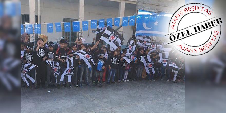 ÖZEL HABER | Kuzey Irak'a Beşiktaş çıkarması