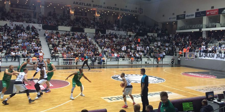 Beşiktaş'ın maçını yayınlayan A Spor'dan ilginç karar