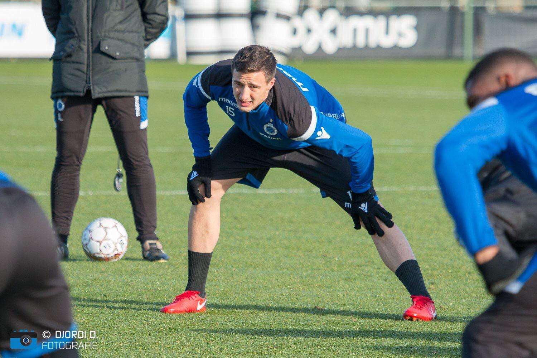 Mitrovic, yeni takımı ile ilk maçına çıkıyor!