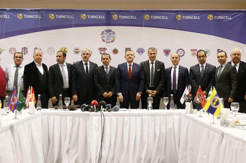 Kulüpler Birliği yeni başkanını seçiyor