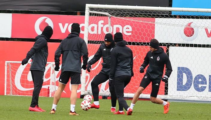 Bursaspor maçı hazırlıkları tamamlandı