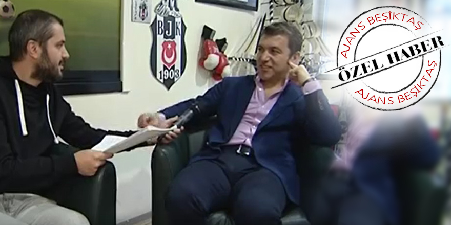 ÖZEL RÖPORTAJ | 18 Kelime ile Beşiktaş - İsmail Küçükkaya