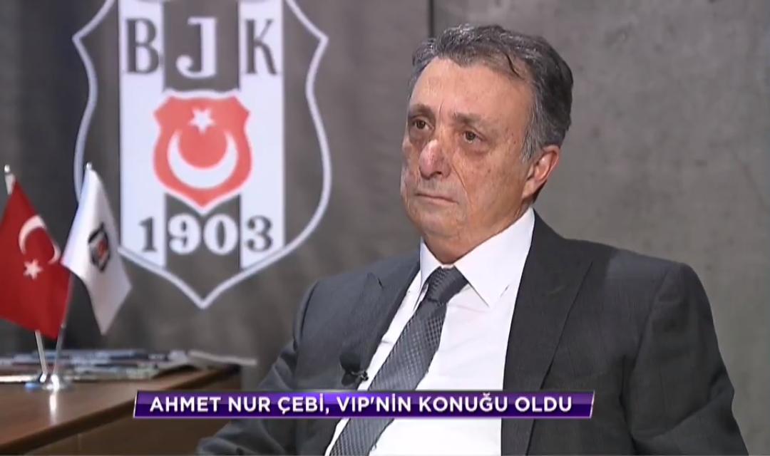 """Ahmet Nur Çebi: """"Benim hocam bunu söylese üzülürüm."""""""