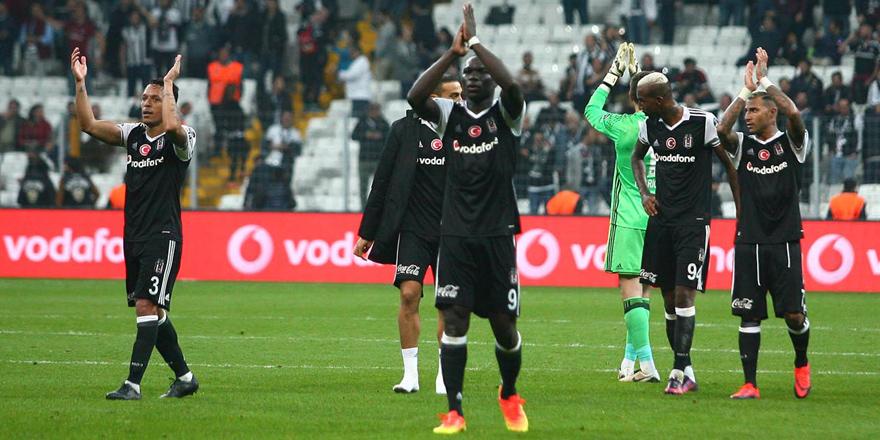 ''Beşiktaş iyi oynamıyor, namağlup!''