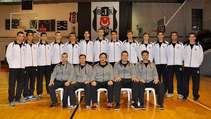 Beşiktaş:91 Yeşilyurt:72 (U-18)