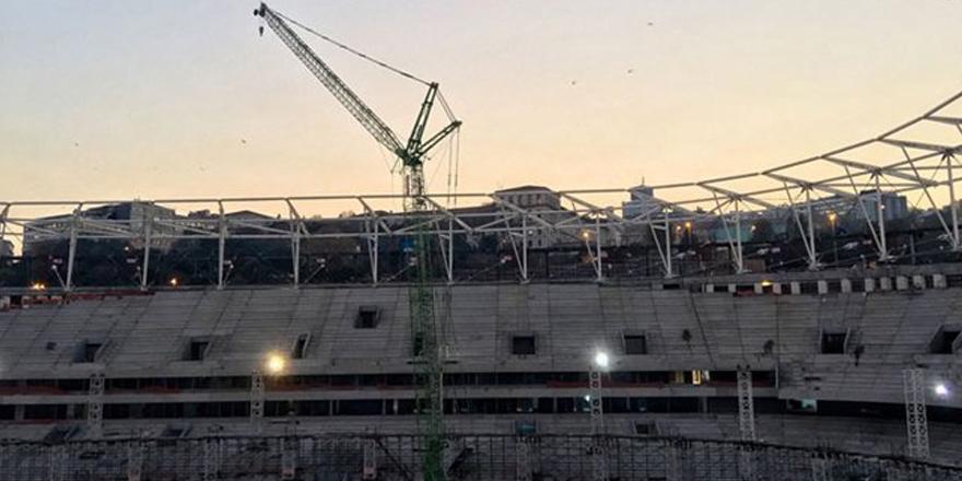 Tarihte Bugün | Vodafone Arena müjdesi