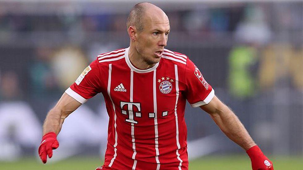 Bayern'de Robben krizi