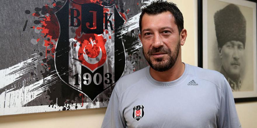 Ufuk Sarıca: ''Beşiktaş'ı şampiyon yapacağım''