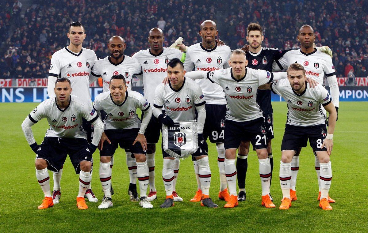 Beşiktaş-Bayern Münih maçı iddaa oranları belli oldu