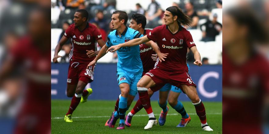 Beşiktaş Vodafone Arena'da ilk kez kaybetti