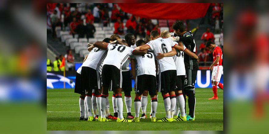 İşte Beşiktaş - Dinamo Kiev maçının muhtemel 11'leri