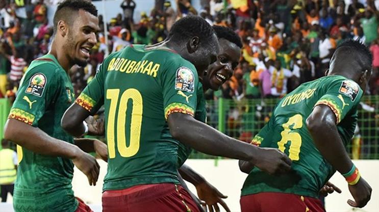 Aboubakar attı, Kamerun puanı kurtardı