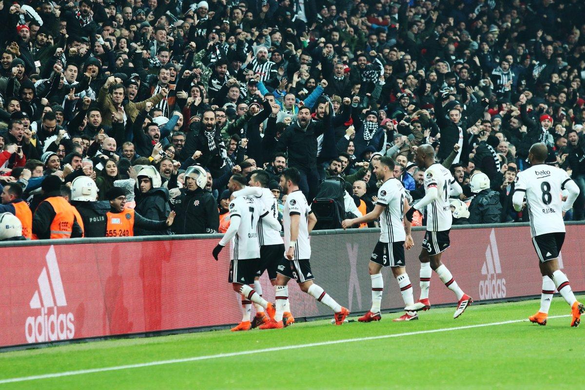 Beşiktaş, Avrupa devlerini geride bıraktı!