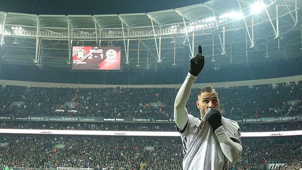 Beşiktaş, Quaresma için ne kadar istiyor? İşte cevabı