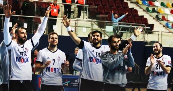 Beşiktaş Mogaz, bir kez daha Şampiyonlar Ligi'nde!