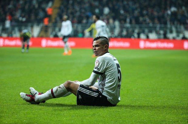 ÖZEL | Pepe'den maç sonrası sakatlığıyla ilgili açıklama