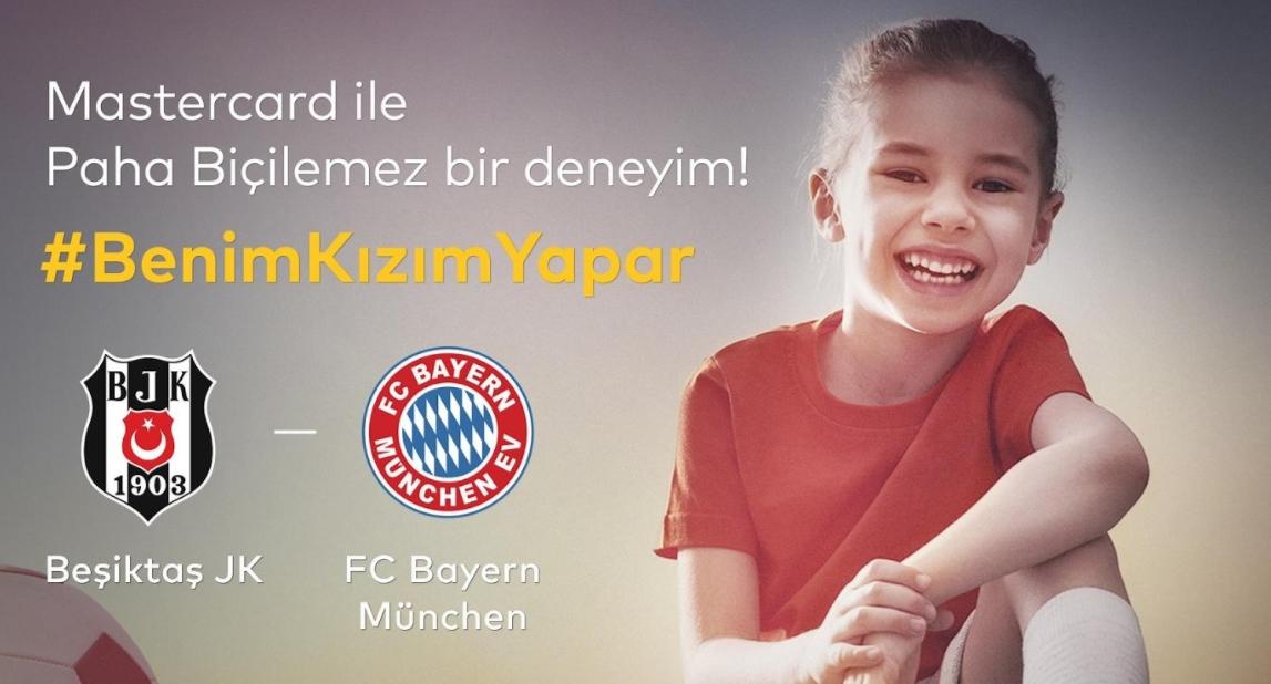 """Beşiktaş - Bayern Münih maçında """"paha biçilmez"""" bir deneyim"""