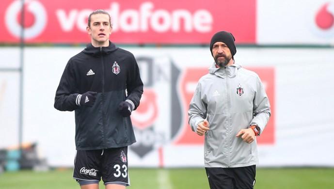 Beşiktaş'tan Atınç Nukan açıklaması