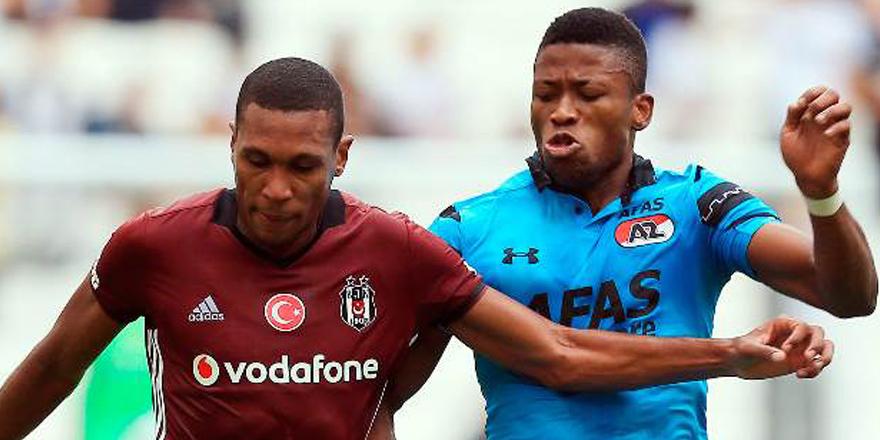 ''Beşiktaş'a gol atmak büyük gurur''