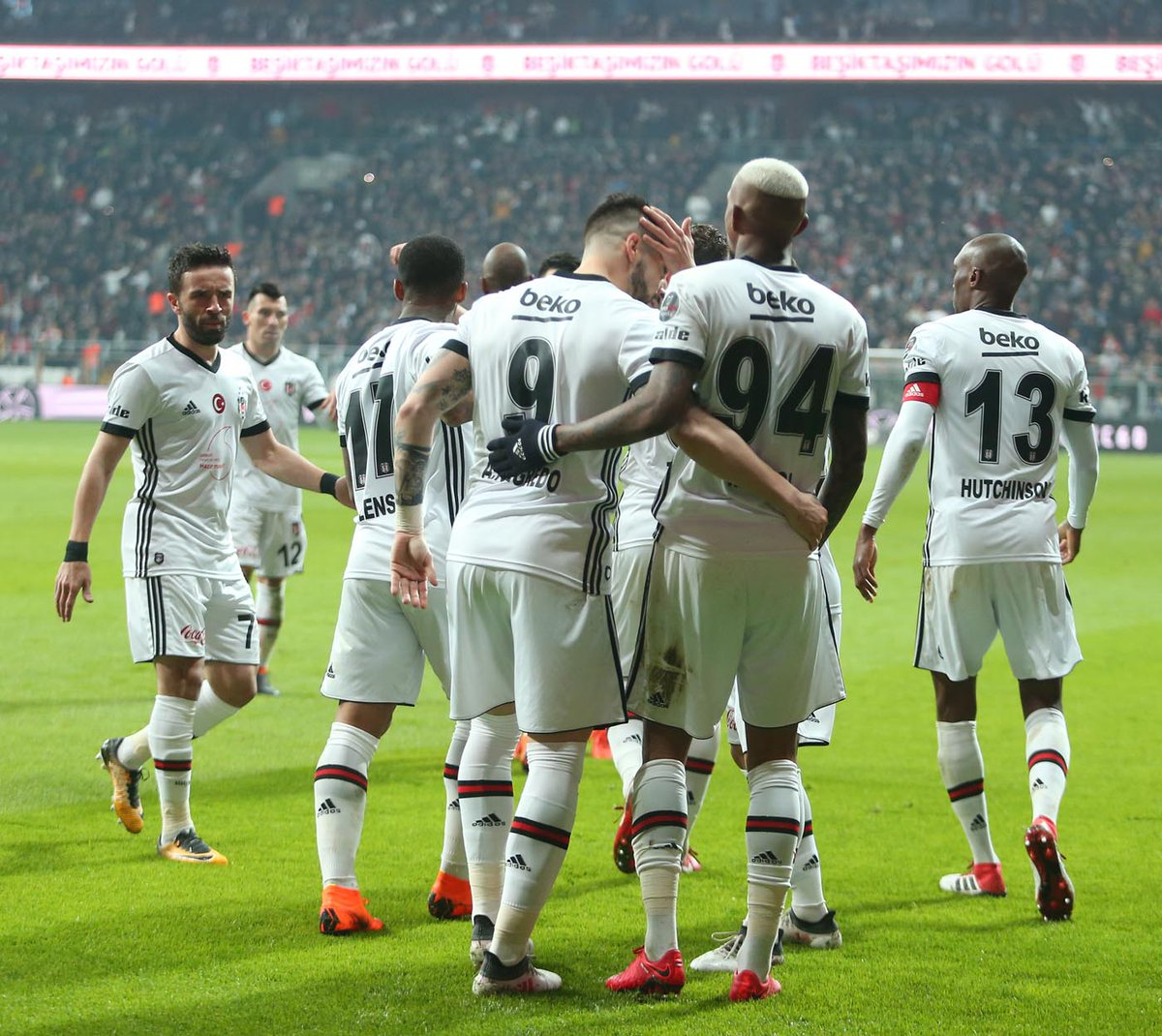 Beşiktaş'ın Alman takımlarına karşı performansı!