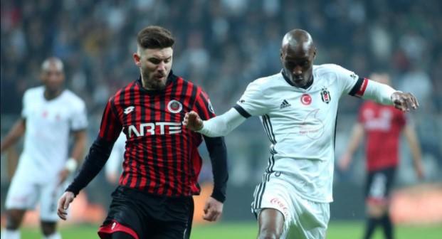 """Atiba Hutchinson: """"Ben, Beşiktaş'tan ayrılmak istemedim"""""""