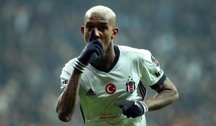Beşiktaş'ın Talisca'nın 21M€'luk satın alma opsiyonunu kullanması için yarın saat 17:00'ye kadar süresi var⏳
