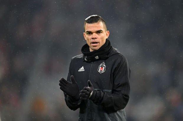 """Pepe: """"Bir an önce takıma dönmek istiyorum"""""""