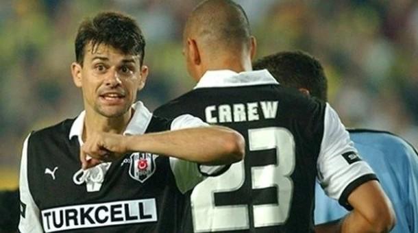 Beşiktaş'ın efsane stoperlerinden Ronaldo, Vodafone Park'ta!