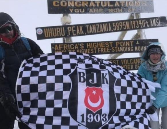 """Erkan Ulusel'den Dilara Ceren Durca paylaşımı: """"Kartallar yüksek uçar"""""""
