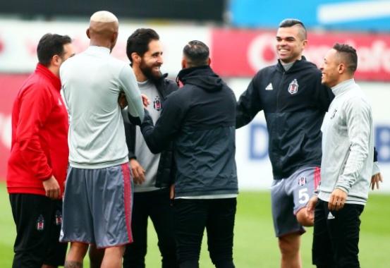Beşiktaş, Bayern Münih'e hazır!