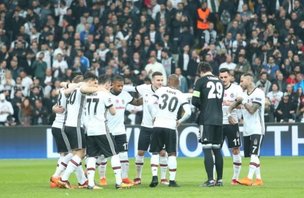 İşte Beşiktaş'ın bu sezon Şampiyonlar Ligi'nden elde ettiği gelir