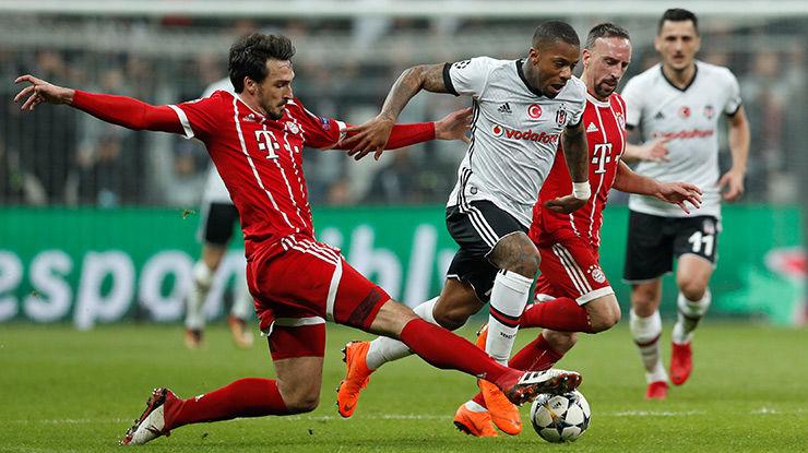 Bayern Münih'e karşı bunu sadece PSG, Real Madrid ve Beşiktaş başardı!