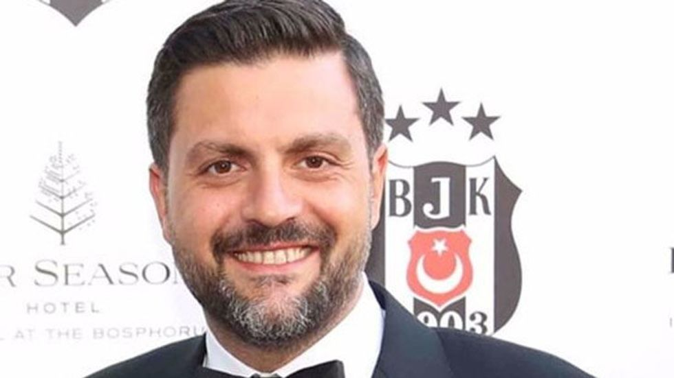 Beşiktaş Hukuk İşlerinden Sorumlu Yönetici Şafak Mahmutyazıcıoğlu'ndan Negredo açıklaması