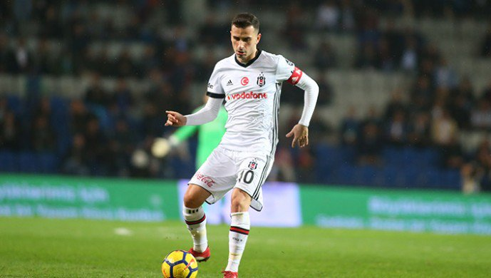 Beşiktaş'ın 10 numarası sıfır çekti