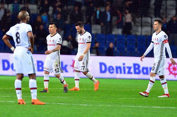 Beşiktaş'a 8'de 8 yetmiyor!