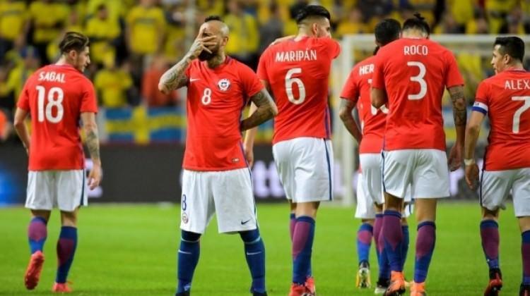 Medel'in takımı Şili'de galibiyet golü son dakikada geldi!