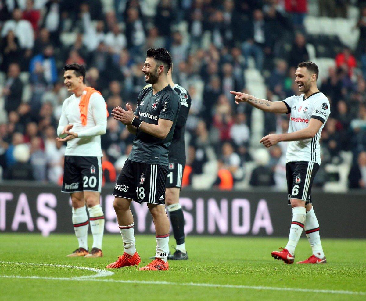 """Beşiktaş'tan şampiyonluk paylaşımı! """"Hedefe kilitlendik..."""""""